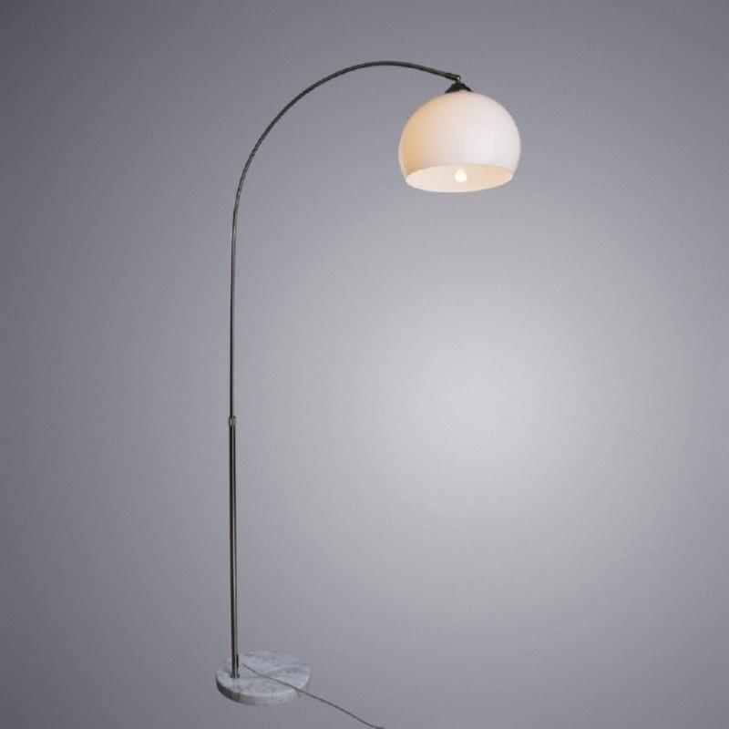 Торшер Arte Lamp FREDO A5823PN-1SS