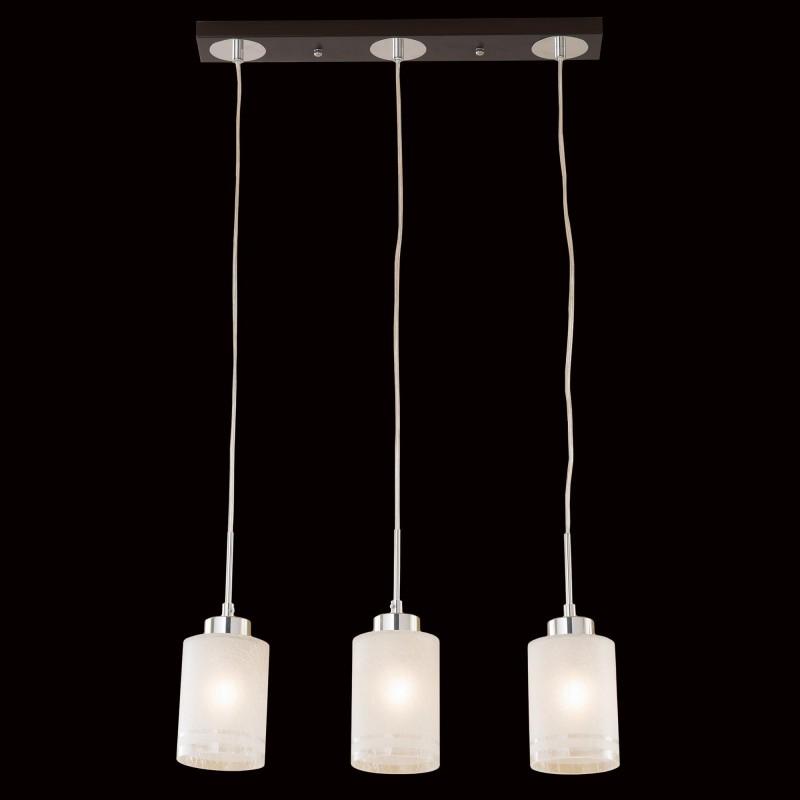Подвесной светильник Citilux Фортуна CL156231 Венге + Хром