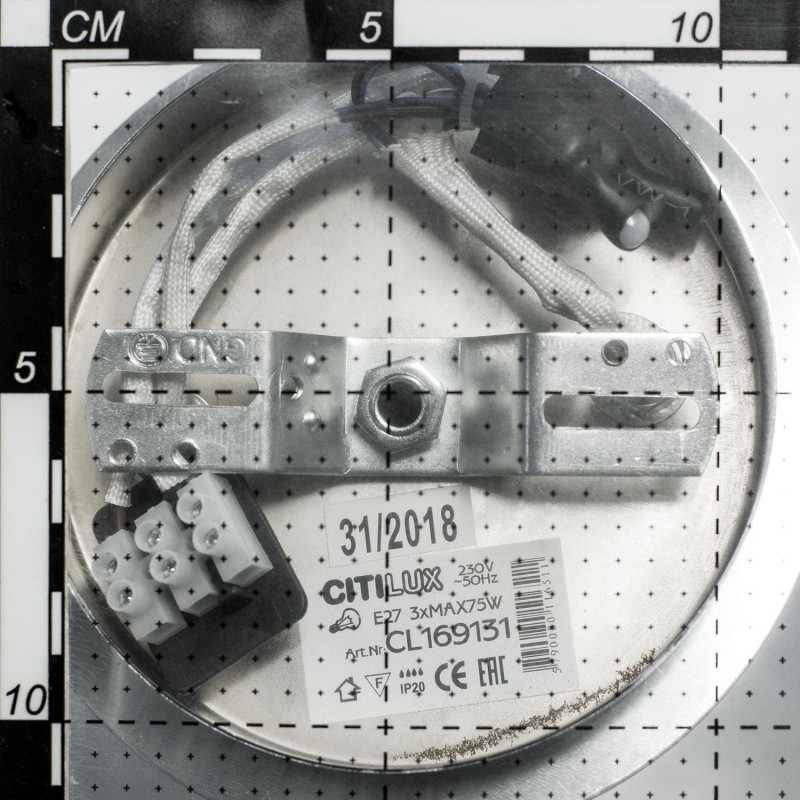Потолочная люстра Citilux Аэлита CL169121
