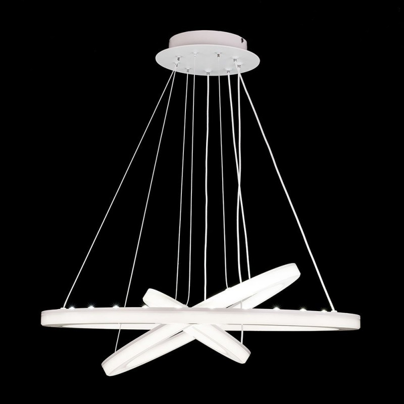 Подвесной светодиодной светильник Citilux Электрон CL710104RS
