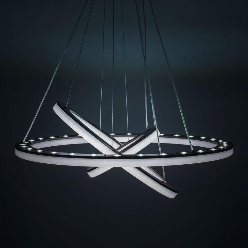 Подвесной светодиодной светильник Citilux Электрон CL710105RS