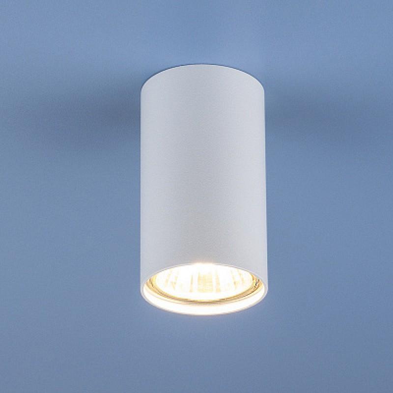 Потолочный светильник Elektrostandard 1081 (5255) GU10 WH белый 4690389141911