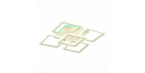 Потолочная светодиодная люстра Evoled Qutro SLE200452-05RGB