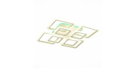 Потолочная светодиодная люстра Evoled Qutro SLE200452-08RGB
