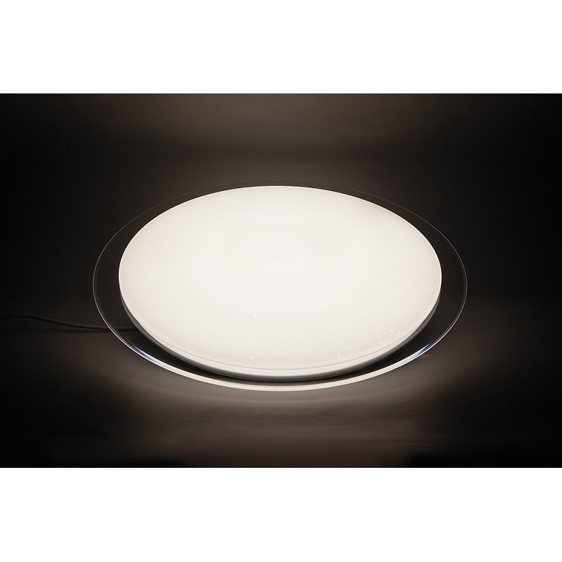 Светодиодный светильник Feron AL5000 с пультом тарелка 60W 3000К-6500K белый