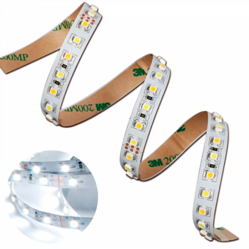 Светодиодная лента Horoz Electric 5M холодный белый 14,4W 5050SMD 60LED/m (081-005-00011)