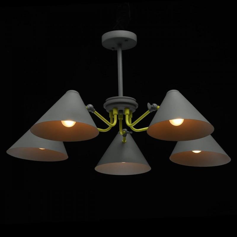 Потолочная люстра MW-Light Чили 1 711010105