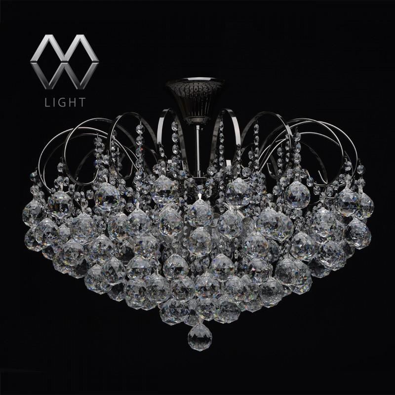Потолочная люстра MW-Light Жемчуг 232016608