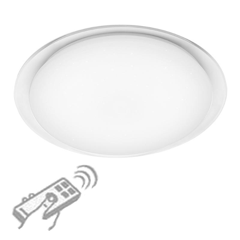 """Потолочный светодиодный светильник Maysun """"Saturn"""" накладной 60W R-470-SHINY/WHITE-220-IP44 /2019"""