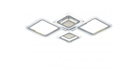 Потолочная светодиодная люстра Мелодия Света M68582-4/780-95W CR