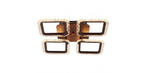 Потолочная светодиодная люстра Мелодия Света 6493/4S COF