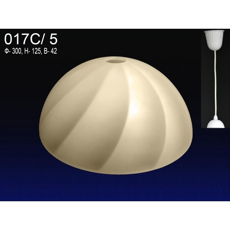 Подвесной светильник Мелодия Света 017C-5/300 BEG (4)