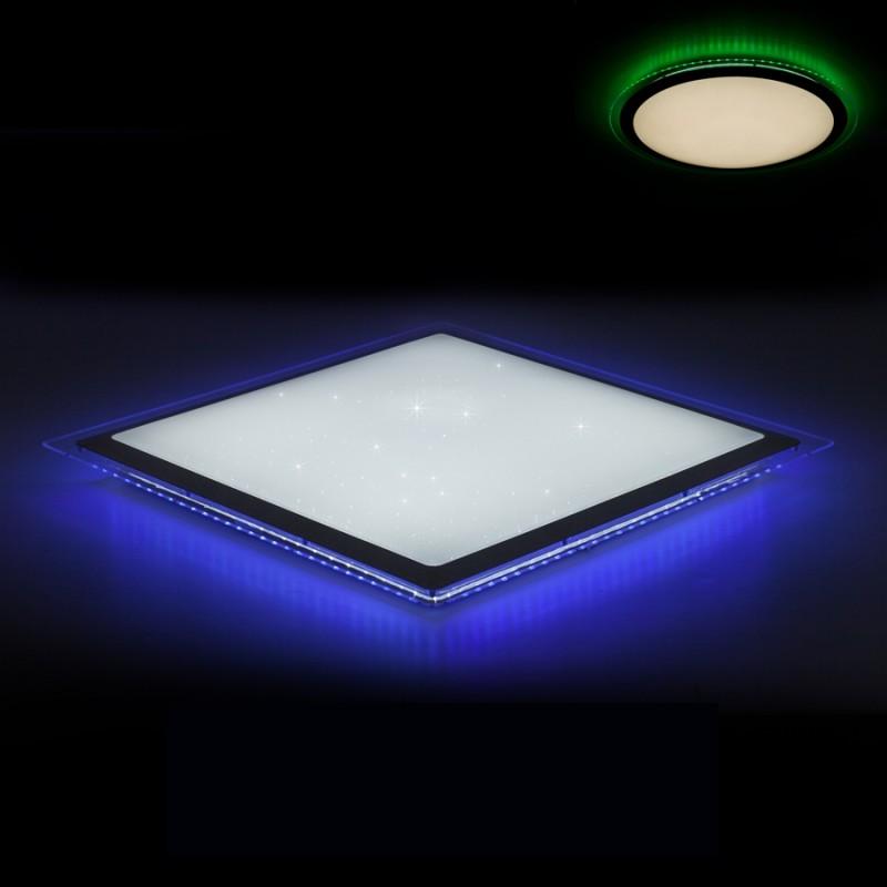 Потолочный светодиодный светильник Omnilux OML-47117-60 RGB