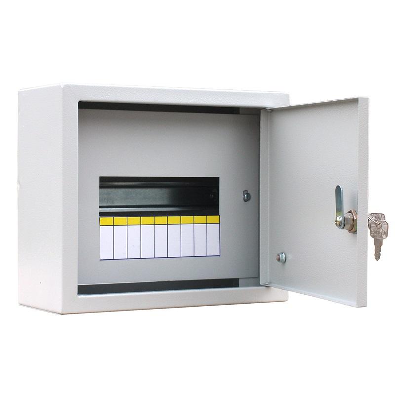 Щит распределительный навесной ЩРН-12 IP31 (250х300х120) RUCELF