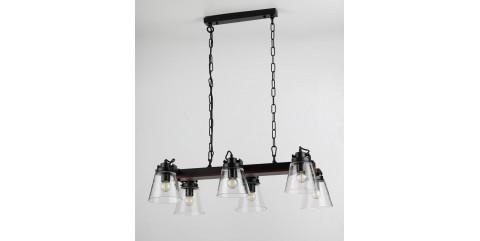 Подвесной светильник Rivoli Spartacus 5017-206 Б0038087