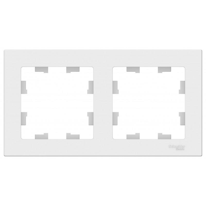 SCHNEIDER ELECTRIC AtlasDesign Рамка 2-мес...