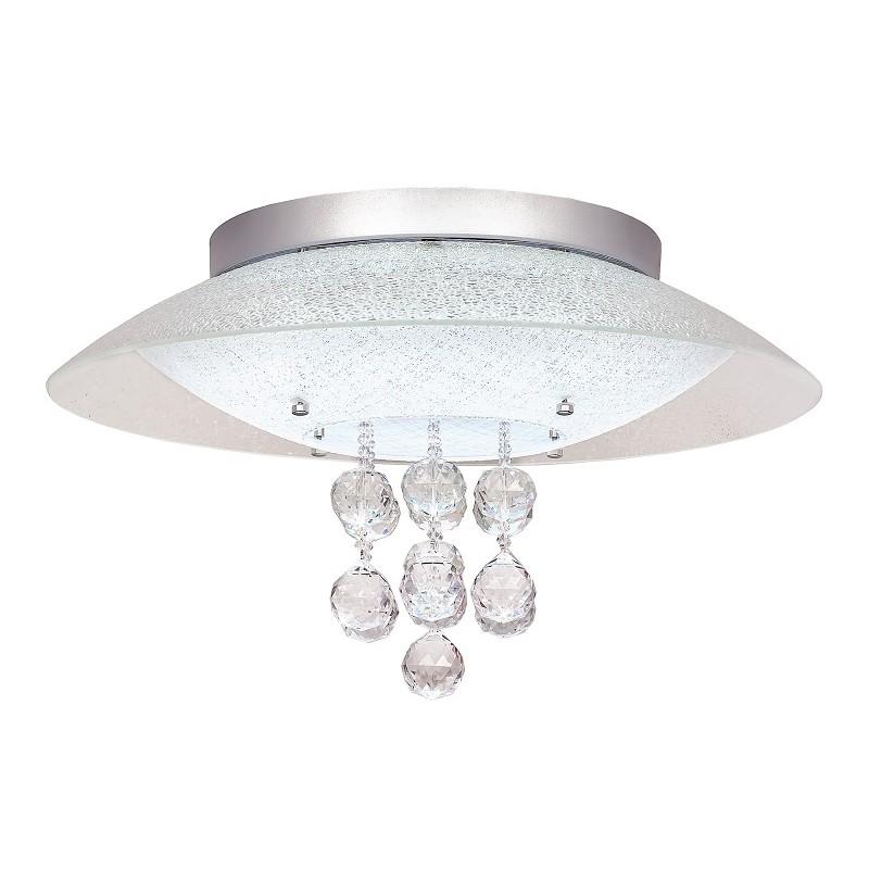 Потолочный светодиодный светильник Silver Light Diamond 845.50.7