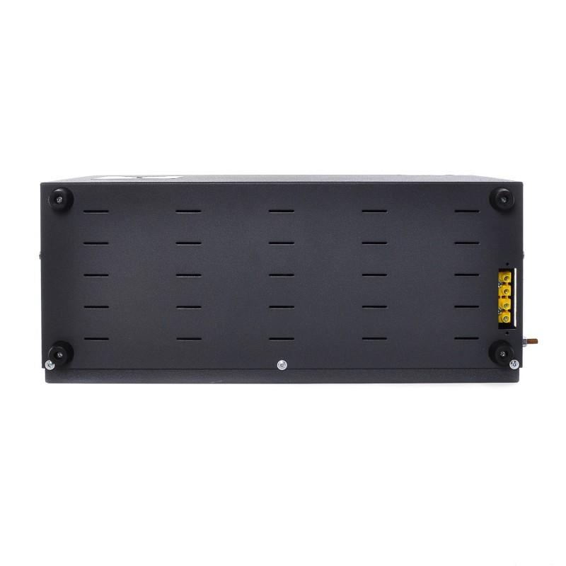 Стабилизатор напряжения симисторный 8кВт  РЭТА НОНС-8000 40А  BREEZE 9-и ступенчатый 15-2(123-258В)