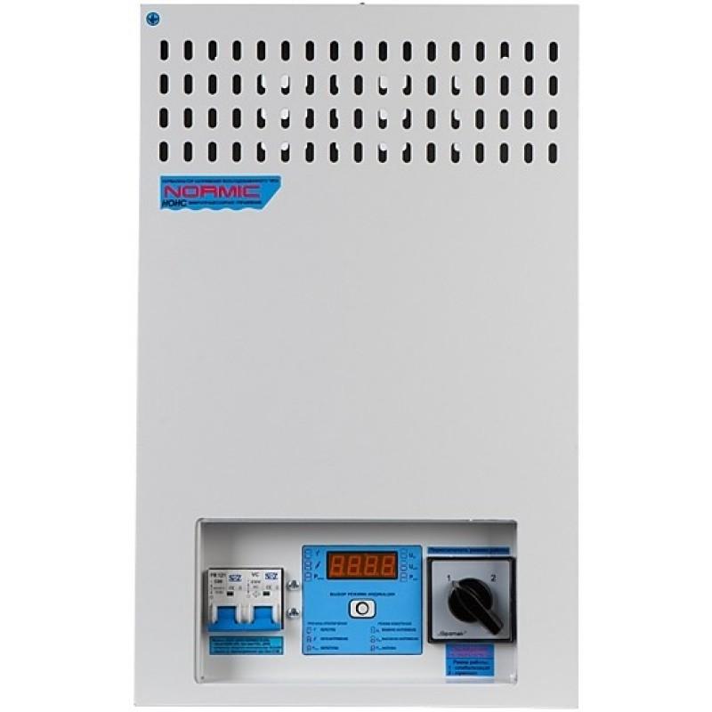 Стабилизатор напряжения симисторный 5.5кВт  РЭТА НОНС-5500 25А  NORMIC 12-и ступенчатый 10-3(130-260В)