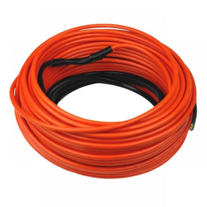 Двухжильный нагревательный кабель Ratey TIS - 1000 Вт (5,0 ― 6,7 м²)