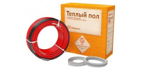 Двухжильный нагревательный кабель Warmstad WSS-1530Вт 109.0м (8,5-10,2) м2