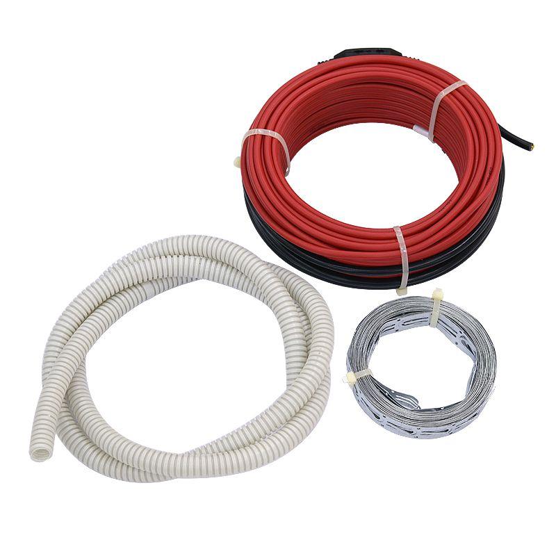 Двухжильный нагревательный кабель Warmstad WSS-400Вт 28.5м (2,0-2,7) м2