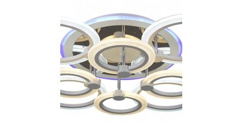 Потолочная светодиодная люстра Wedo Light Будрио 75361.01.09.08