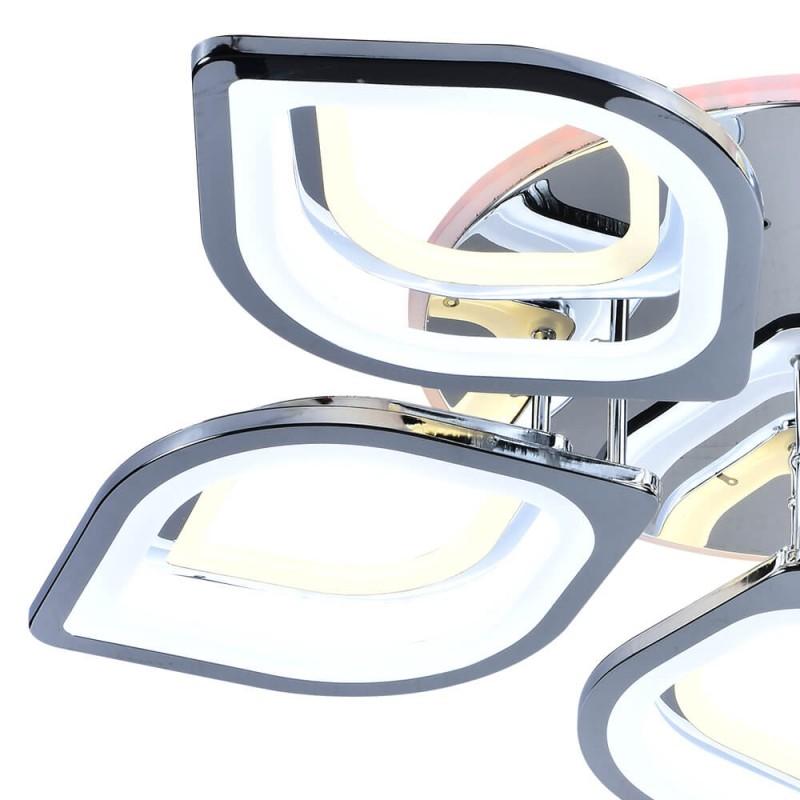 Потолочная светодиодная люстра Wedo Light Donneg WD5008/11C-CR-RGB