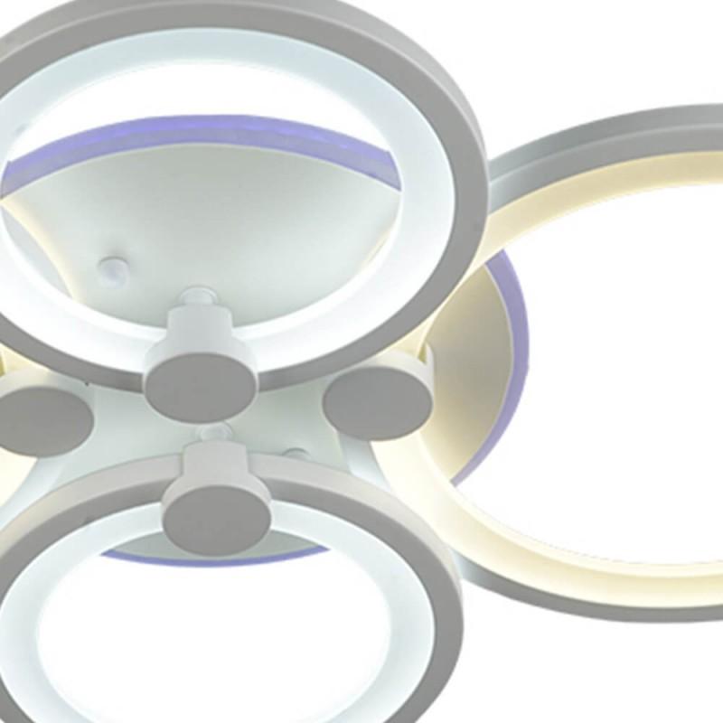 Потолочная светодиодная люстра Wedo Light Levanto 75381.01.09.04