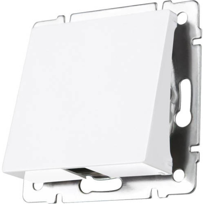 Вывод кабеля  Werkel Белый WL01-16-01