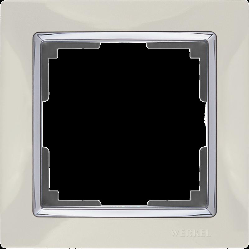 .Рамка на 1 пост Werkel WL03-Frame-01 С...