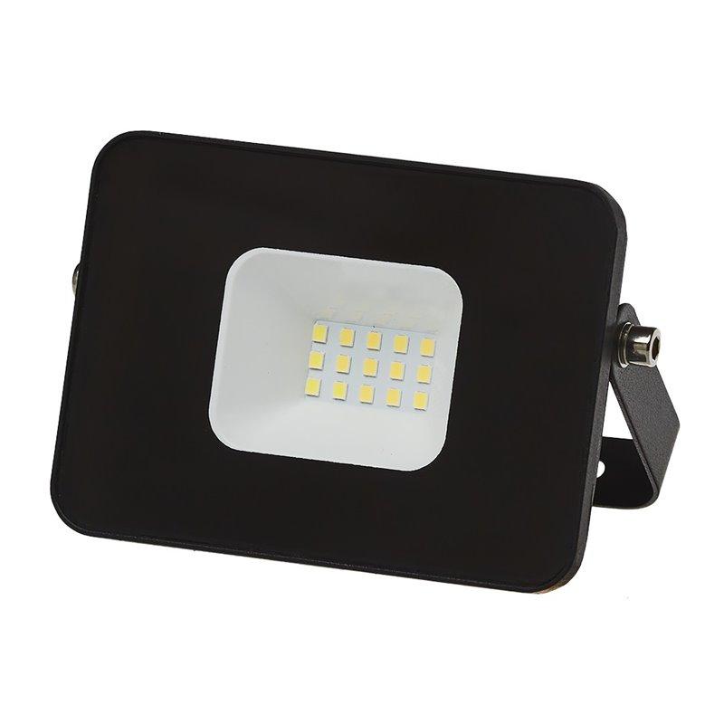 Прожектор светодиодный GLANZEN 10Вт 6000К 700Лм FAD-0001-10-S