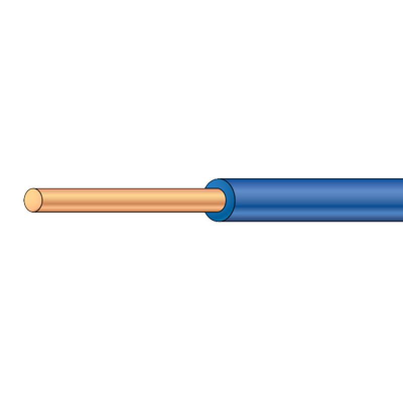 Кабель-провод ПВ-1  1*1,5(ГОСТ)