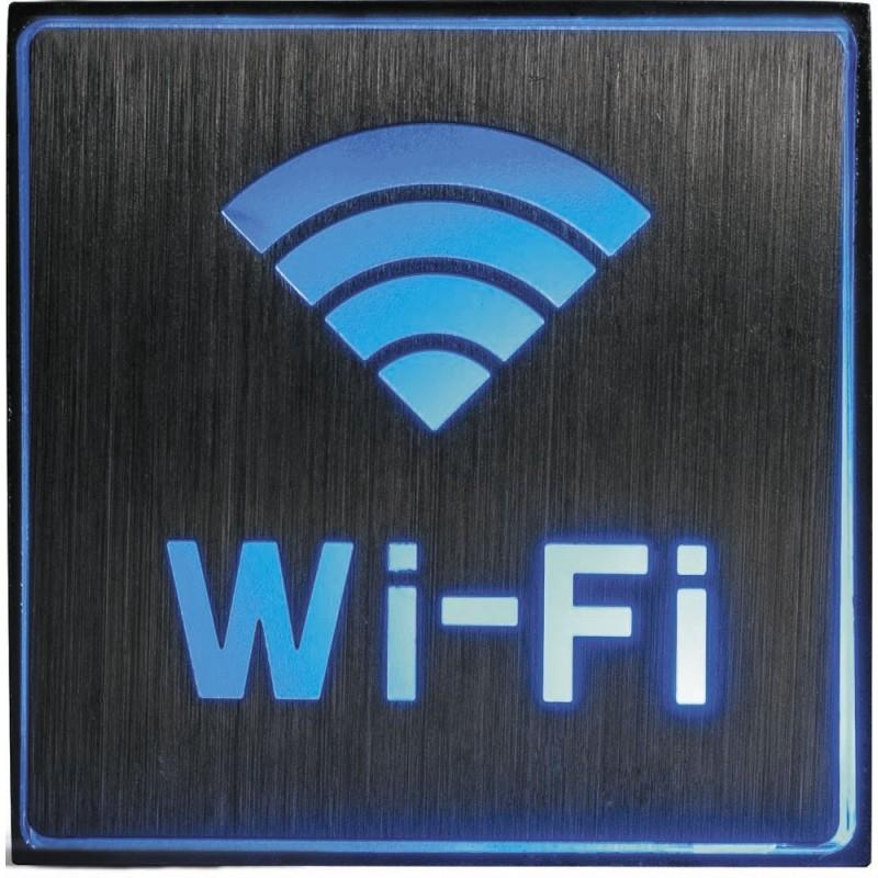 """Светильник аккумуляторный, 1LED AC, серебро, FERON EL51   """"Wi-Fi"""""""