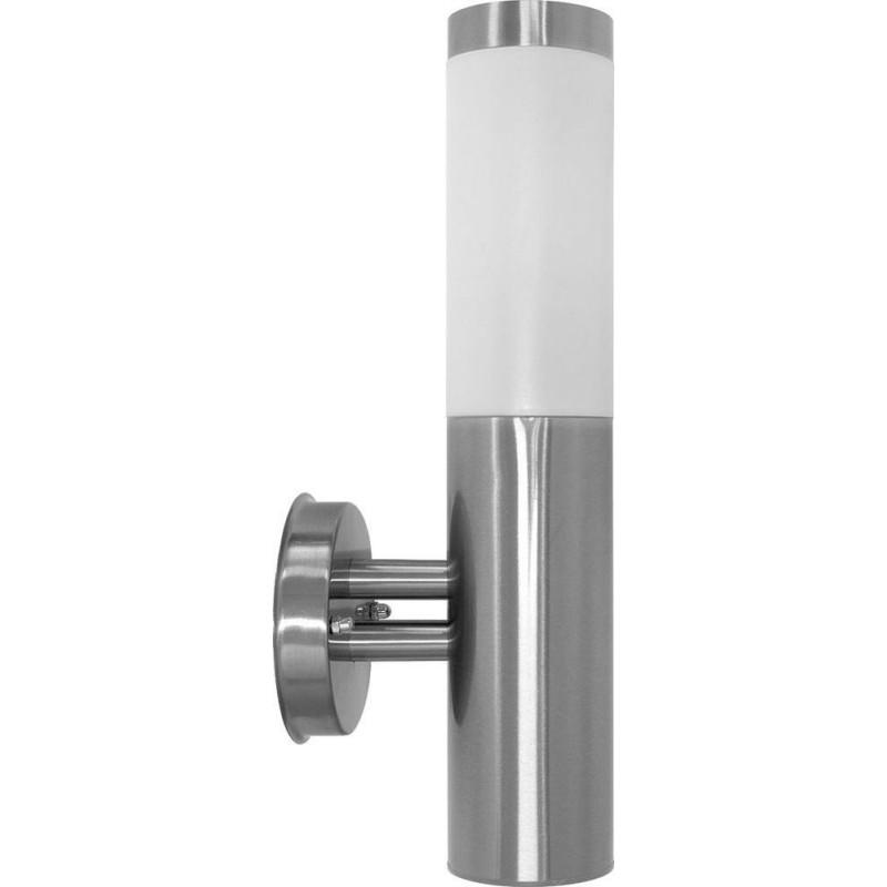 Светильник садово-парковый Feron DH021-B, Техно , 18W E27 230V, серебро