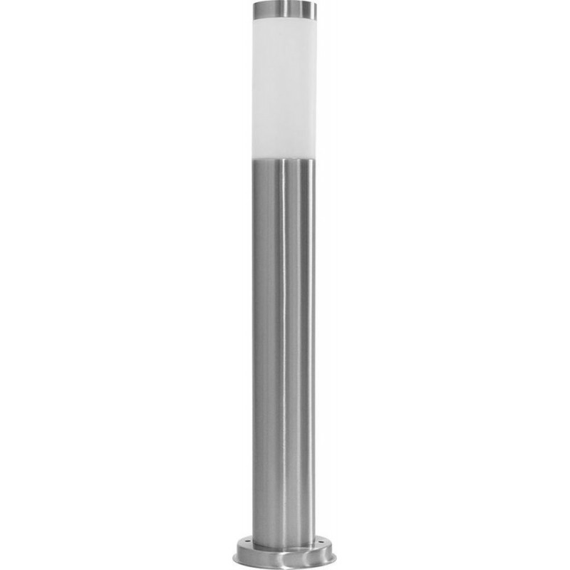 Светильник садово-парковый Feron DH022-650, Техно , 18W E27 230V, серебро