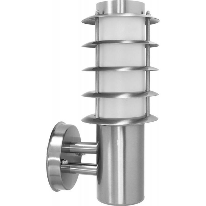 Светильник садово-парковый Feron DH026-B, Техно , 18W E27 230V, серебро