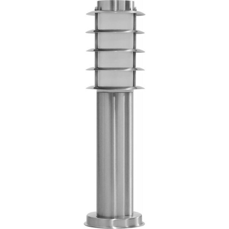 Светильник садово-парковый Feron DH027-450, Техно , 18W E27 230V, серебро