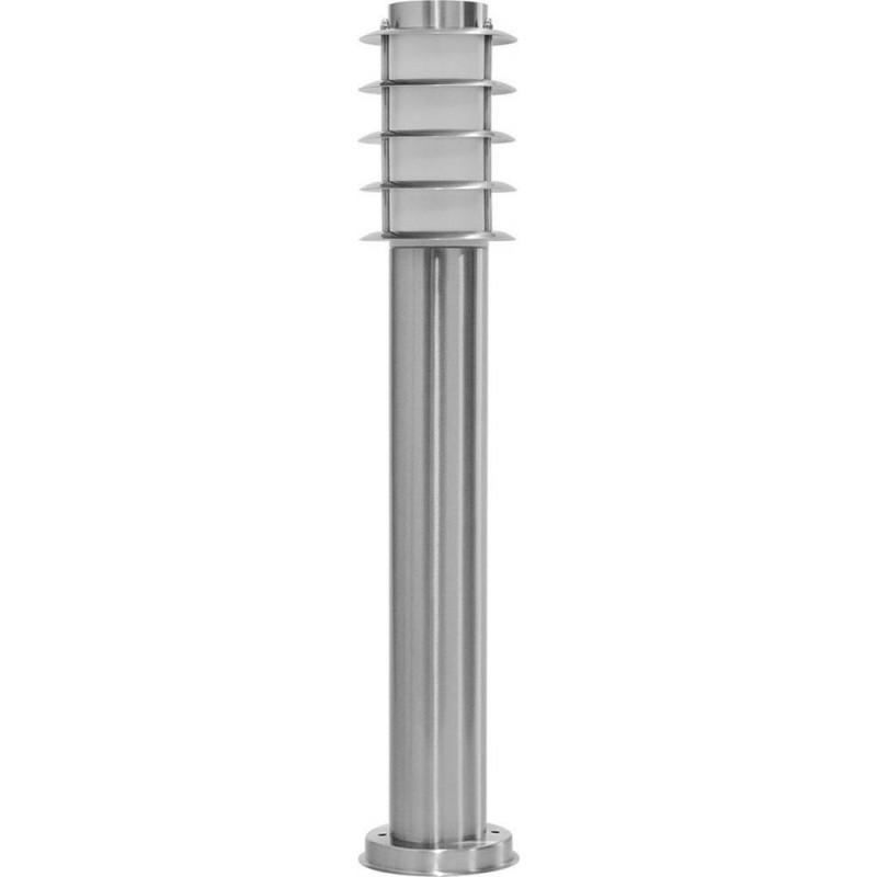 Светильник садово-парковый Feron DH027-650, Техно , 18W E27 230V, серебро