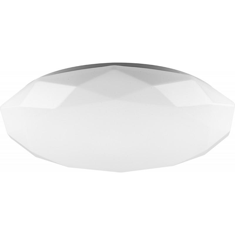Светодиодный светильник Feron AL5200 с пультом тарелка 60W 3000К-6500K белый