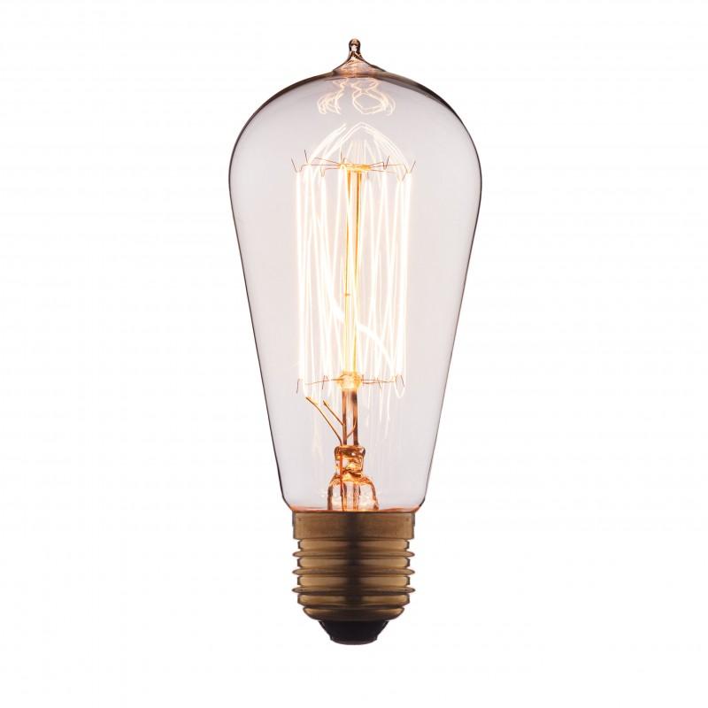 Ретро лампа Эдисона 6440-SC LOFT IT (Испания)