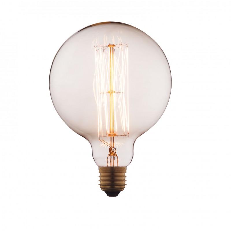 Ретро лампа Эдисона Шар G12540 LOFT IT (Испания)