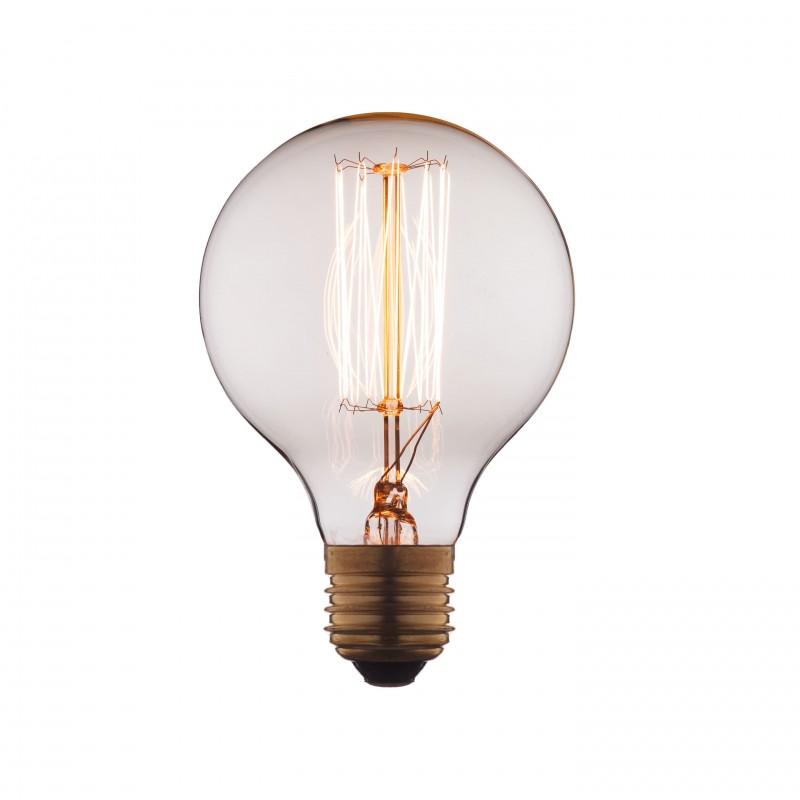 Ретро лампа Эдисона Шар G8040 LOFT IT (Испания)
