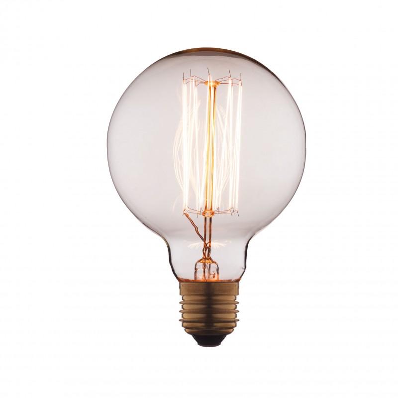 Ретро лампа Эдисона Шар G9540 LOFT IT (Испания)