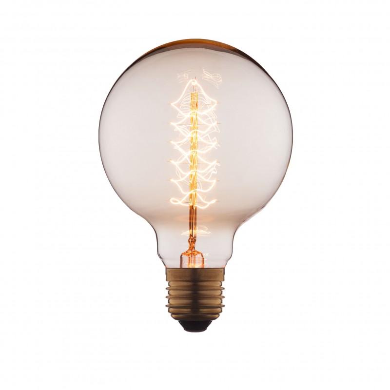 Ретро лампа Эдисона Шар G9540-F LOFT IT (Испания)
