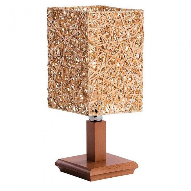 Настольная лампа Alfa Abaka Bez 16618