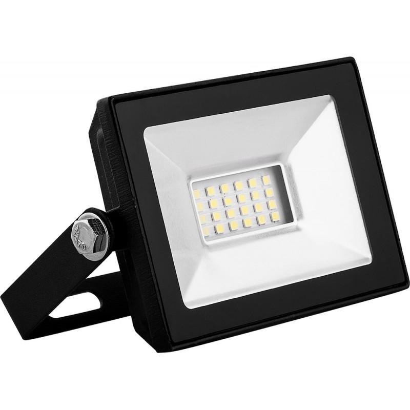 Светодиодный прожектор SAFFIT SFL90-10 IP65 10W 6400K