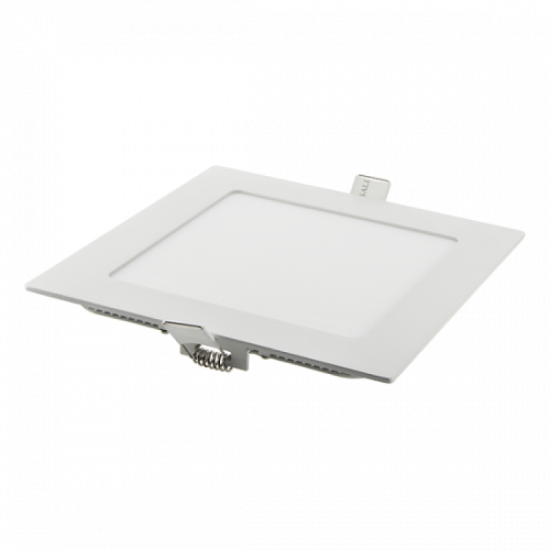 Светильник встр. LED PANEL RIGHT HAUSEN квадрат SIMPLE  12W 4000K IP20