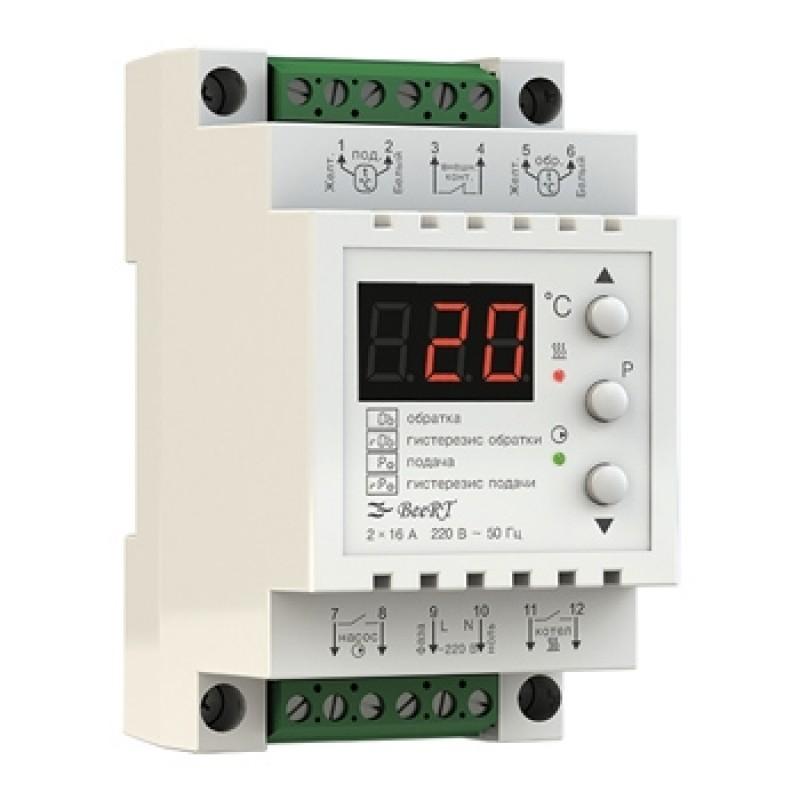 Терморегулятор для электрического котла Terneo BeeRT