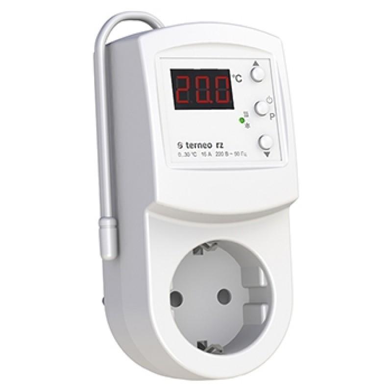 Терморегулятор в розетку Terneo rz